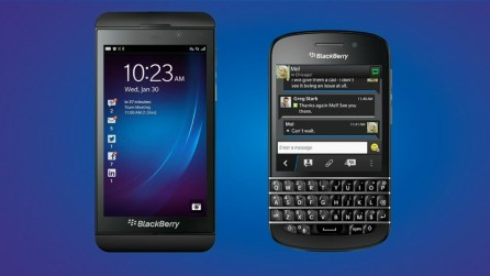 BlackBerry 10 devices | handsets