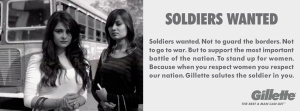 Gillette: Soldier for Women
