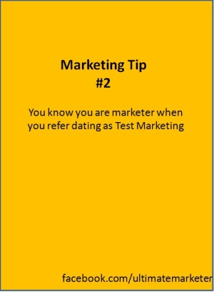 marketing tip #2