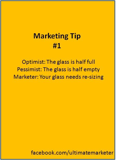Marketing Tip -1