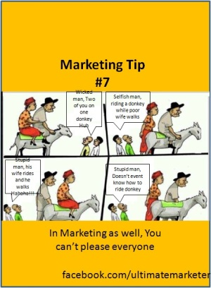 Marketing tip 7