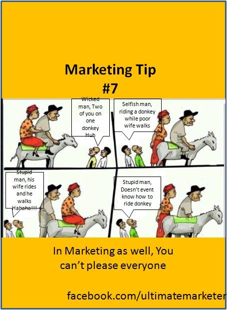 Marketing tip 7