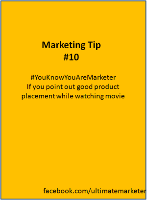 Marketing tips 10